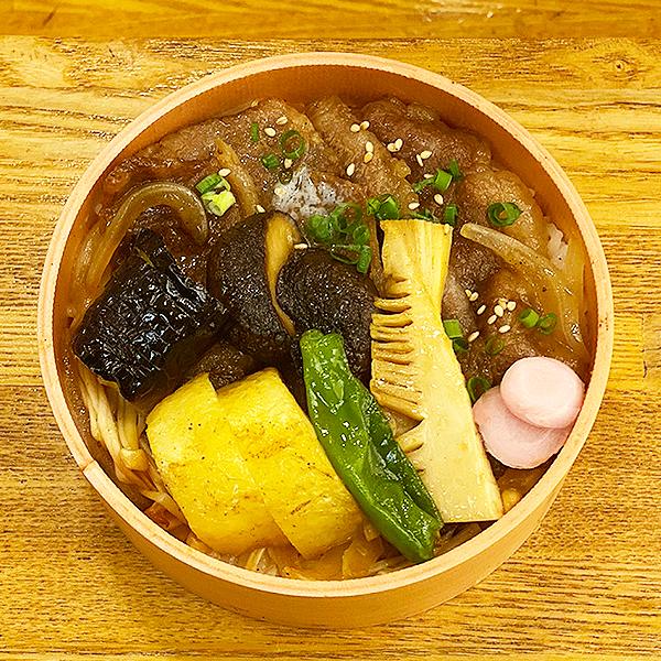 ビフテキ丼6